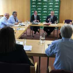 WRE meets with Michael Gove